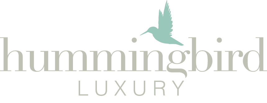 Hummingbird Luxury Logo